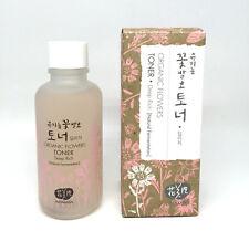 Whamisa Organic Flowers Deep Rich Essence Toner 120ml 97.95%Organic ingredient