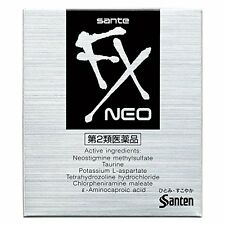 New Sante Santen FX NEO Medicated Cooling Advanced Eye Drops 12ml from Japan