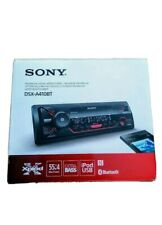 Sony DSX-A410BT Car Stereo Radio Bluetooth Mechless USB AUX iPod iPhone Player