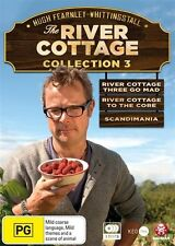 The River Cottage Collection 3 NEW R4 DVD