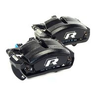 2x brake calipers front 340mm VW Golf Mk7 R GTI Audi A3 8V S3 performance brakes