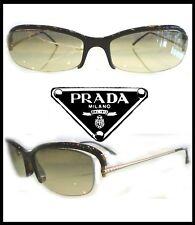 PRADA SPR13C 59 OCCHIALE DA SOLE  DORATO/AVANA SCURO