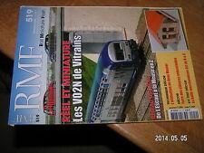 RMF n°519 V02N Halle Marchandises Cloture industrielles Feux sur BB 67000 RTG