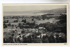 Dunster & Blue Anchor Bay - Photo Postcard c1940