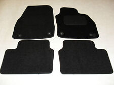 Vauxhall Astra Twin Top 2004-09 Tailored Fit Car Mats in Black
