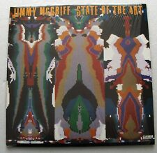 Jimmy McGRIFF State of the art FRENCH LP MILESTONE (1985) Lonnie SMITH - Sealed!