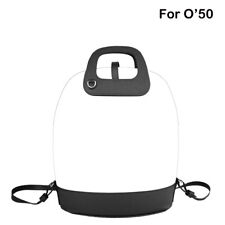 Oblong Leather Strap Belt Bottom Backpack Combination Set for Obag '50 O Bag