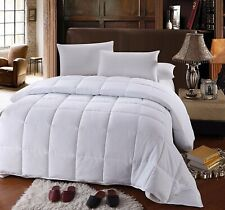 Royal Hotels Full  Queen Size Down Alternative Comforter Duvet Insert 100% Fill