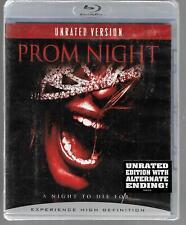 Screen Gems/ Sony Prom Night , 2008, NEW BLU-RAY DVD