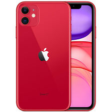Apple iPhone 11 256GB Verizon GSM Unlocked T-Mobile AT&T 4G LTE Smartphone Red
