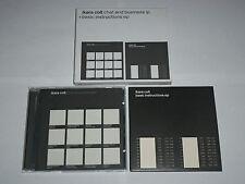 Ikara Colt - Chat And Business LP + Basic Instructions EP (2 x CD Box Set)