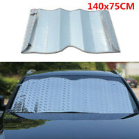 1Pcs Car Window Front File Windshield Sun Protection Cover Scratch-proof Visor