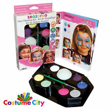 Snazaroo Face Paint Party Make Up Girl Butterfly Princess Face Painting Set Kit