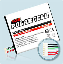 polarcell BATTERIA X UNO PER HTC ONE X+ Plus XL S720e BJ83100