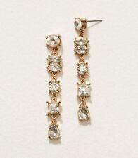 Ann Taylor LOFT Constellation Crystal Drop Earrings NWT $29.50