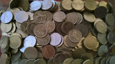 LOT DE 100 PIECES DE 50 CTS CENTIMES SEMEUSE NICKEL TOUTES ANNEES TTB