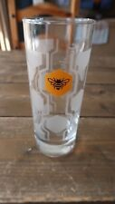JACK DANIELS TENNESSEE HONEY WHISKEY HIGH BALL COCKTAIL GLASS 6""