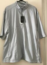 Greg Norman Water Resistant Golf Jacket Size Large