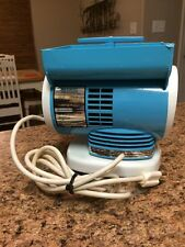 MAXI-MYST Model 585 Blue Compressor Nebulizer Oil Less Air -- USED Made in USA