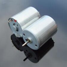 motor electrico 370 10w DC 6-12V 4000 RpmDe Alta Velocidad para jugetes,robot