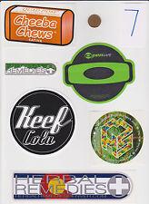 Lot of Marijuana Industry Stickers-Colorado MMJ Dispensary Weed Edibles 420-#7