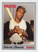 Roberto Clemente '66 Pittsburgh Pirates Monarch Corona Classic Series #9