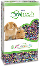 Carefresh Complete Pet Bedding Blue 10 L Rabbit Rat Hamster Small Animals White