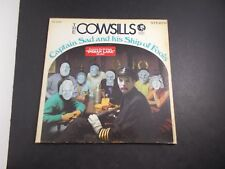 The Cowsills Captain Sad And Ship of Fools- Record Album -gatefold-Mgm-Se-4554