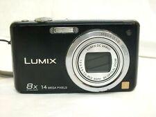Lumix DMC-FS30 Digital Compact Camera Plus Accessories - Working (Hol)