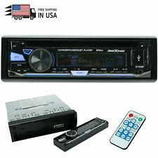 SoundXtreme Single-DIN CD Car Stereo Bluetooth, USB SD & Aux Input Car Audio