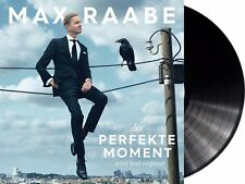 "Max Raabe ""der perfekte moment"" Vinyl LP + MP3 NEU Album 2017"