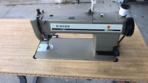 singer industrial sewing machine used model# 591D300AD
