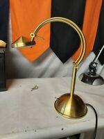 EVALUZ EVA LUZ SA Designer Tischlampe Schreibtischlampe Lampe Klavierlampe gold