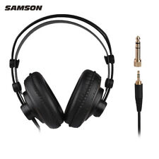 Professional Studio Monitor Headphones Dynamic Headset Recording Semi-open X7F2