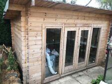 Costco Log Cabin Summerhouse