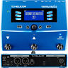TC-Helicon VoiceLive Play Vocal Processor Multi-Effects Pedal New
