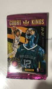 2020-21 Panini Court Kings NBA Basketball cards - Blaster Box Pack ! Sealed