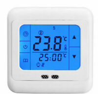 New Touch LCD Screen Programmable Thermostat Room Heating Temperature Controller