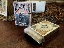 Seven Seas Deck Bicycle Playing Cards Poker Size USPCC Custom Limited Ed. Sealed