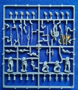"Perry Miniatures FRANCO-Prussian WAR ""Prussian Skirmishing"" Sprue"