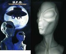 "14""ALIEN FROM OUTER SPACE U.F.O.VINYL MODEL KIT 1/1"