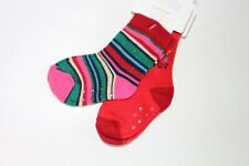 Gymboree Holiday Shop Cheer Girls Girl Size 6-12 Months Socks New Nwt Lot 2