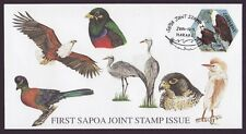 Zimbabwe 2004 SAPOA / Bird First Day Cover (FDC)