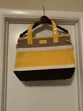kate spade canvas tote bag