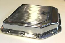 TURBO 350 BILLET ALLOY TRANSMISSION PAN HIGHLY POLISHED WITH GASKET AND BOLTS