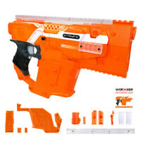 Worker Kriss Vector Imitation Kit 6 Items for Nerf STRYFE Modify Toy Orange
