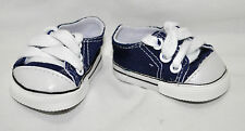"American Girl Doll Our Generation Journey Gotz 18"" Dolls Clothes Navy Runners"