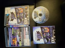 The Sly Cooper Collection (Sony PlayStation 3, 2010) PS3 COMPLETE FAST FREE SHIP