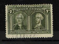 Canada SG# 192 - Used (Tiny Shallow Thin) - Lot 071617