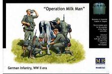 MasterBox MB3565 1/35 Operation Milk Man German infantry, WW II era